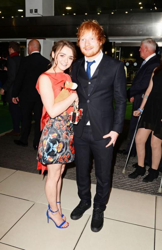 Maisie-Williams-is-a-big-fan-of-Ed-Sheeran-861355 (1)