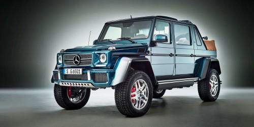 Mercedes-Maybach-Landaulet