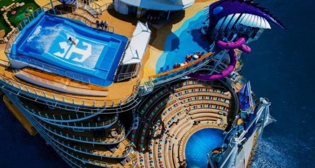 Royal Caribbean's next cruise ship will be the biggest of all time