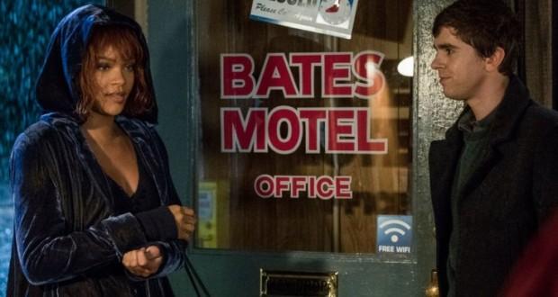 Will Norman kill Rihanna's Marion Crane in Bates Motel season 5?