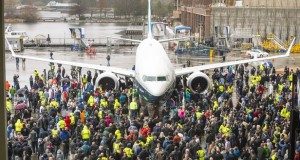 Boeing 737 MAX 9 makes its debut