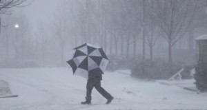 US Northeast prepares for snowstorm
