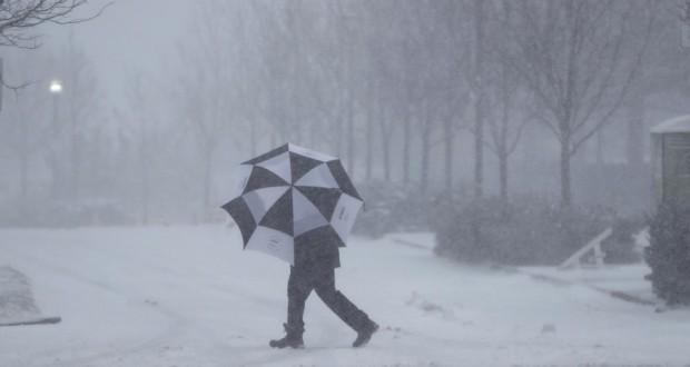 US Northeast prepares for snowstorm