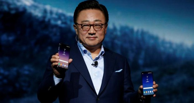Samsung launches Galaxy S8 and dreams of recovery from Note 7