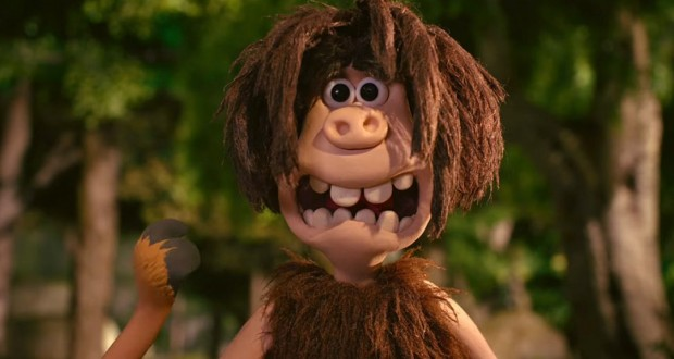 First Teaser for 'Early Man' Released