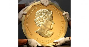 'Big Maple Leaf' Gold Coin Stolen From Berlin Museum