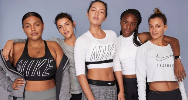 Nike launches first plus-size range