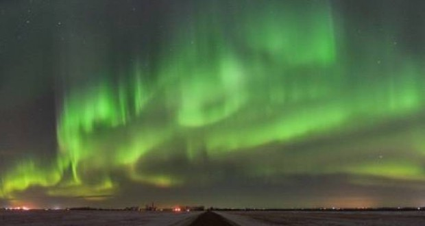Amazing pictures of Northern Lights in Canada