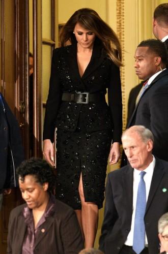 Melania Trump. Photo: MANDEL NGAN/AFP/Getty