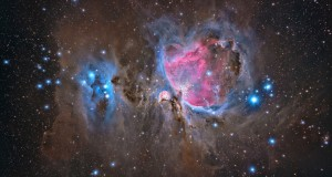 Watch Amazing Photo of Orion's Stellar Nursery