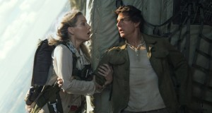 Tom Cruise's Zero-Gravity Stunt in 'The Mummy' Took 64 Takes