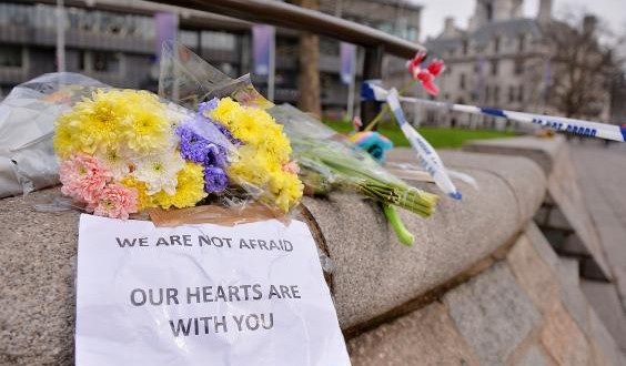 London attack: Isis claims responsibility for terrorist attack by the Houses of Parliament