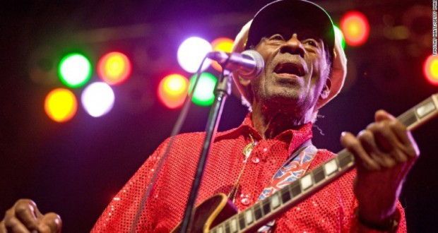 Chuck Berry, 'father of rock 'n' roll', dead at 90
