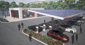 Tesla is making a big expansion to its Supercharger network