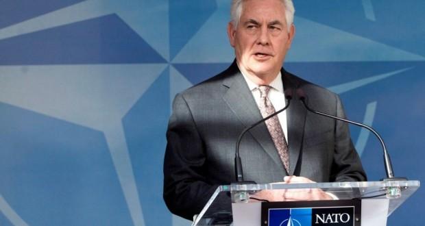 Tillerson Asks Why U.S. Taxpayers Should Care About Ukraine