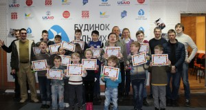 UkraineIS conducts the first Ukrainian championship of Lego models and RC cars