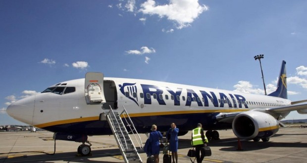 Ryanair to fly from Ukraine's capital starting Sept 1