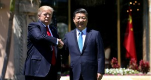 China's Xi urges Trump to find peaceful resolution of North Korea tension