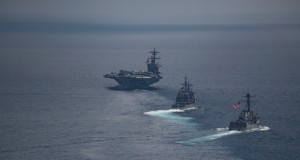 US 'armada' was nowhere near North Korea