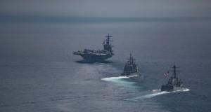 US 'armada' was nowhere near North Korea