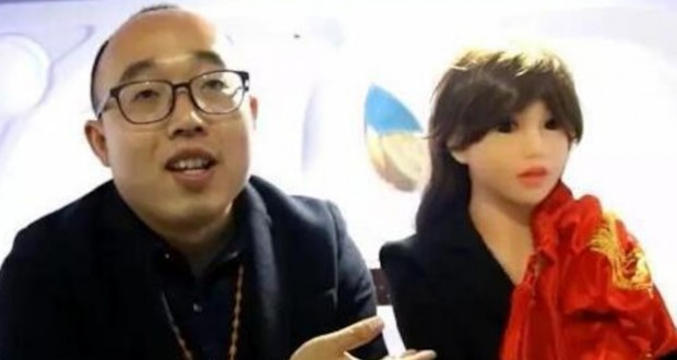 Chinese AI engineer marries robot he created