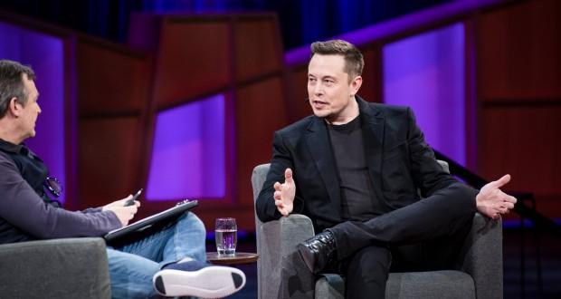 Elon Musk explains why he's on President Trump's advisory council