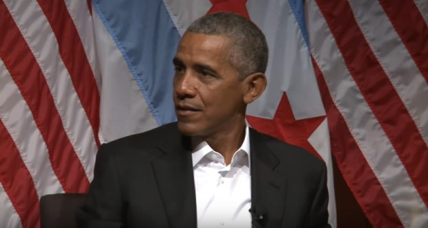 Obama focuses on inspiring next generation of leaders in return to UChicago