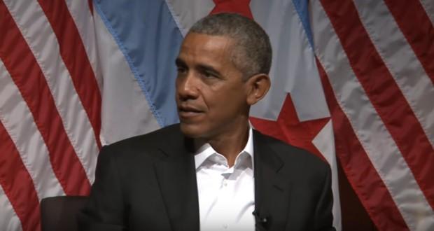 Obama focuses on inspiring next generation of leaders in return to UChicago
