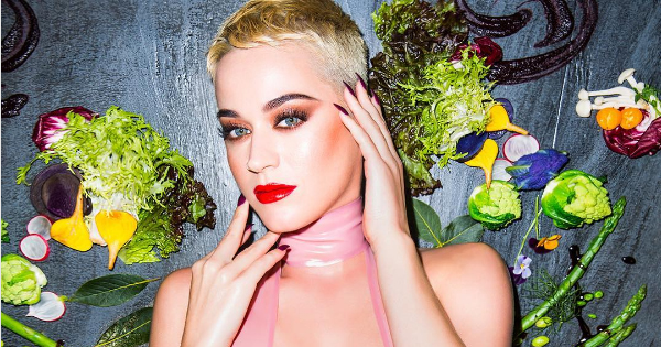 "Katy Perry Serves Up Another Hit Song With ""Bon Appétit"""