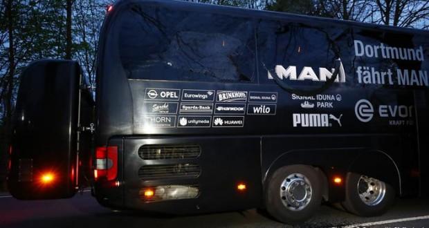 Player injured in bus blasts before Dortmund-Monaco match