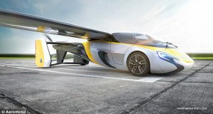 Flying car firm claims it will be ready for pre-order in 2017