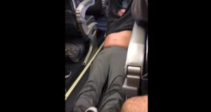 Doctor 'knocked out' as he's forcibly removed from overbooked plane