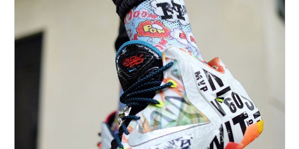 Oregon teen sells $1 million in custom socks