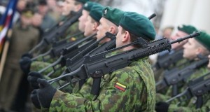 Lithuania fears Russian propaganda is prelude to eventual invasion