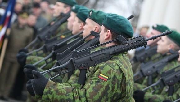 Lithuania fears Russian propaganda is prelude to eventual invasion