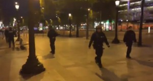 Policeman and attacker killed in Paris gun battle