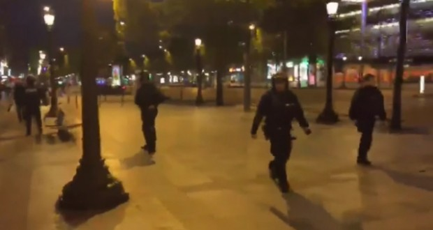 Policeman and attacker killed in Paris gun battle