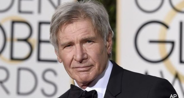 Harrison Ford Won't Face Punishment in Plane Landing Incident