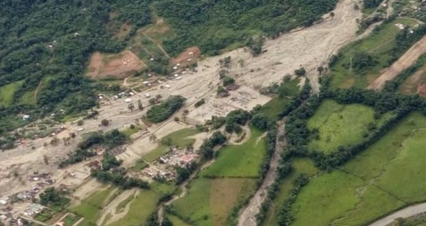 Colombia landslides: More than 100 die as Putumayo suffers heavy rain, state of emergency declared
