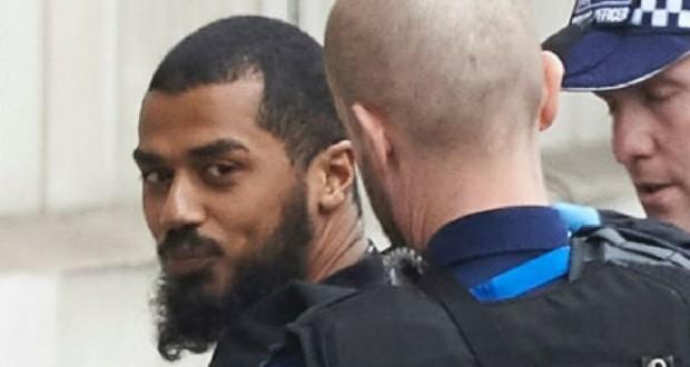 Terror knife attacker arrested near British Parliament