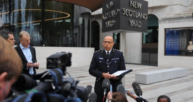 British police foil 'active terror plot'
