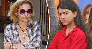 Paris Jackson 'concerned for baby brother Blanket, 15, who is living alone'