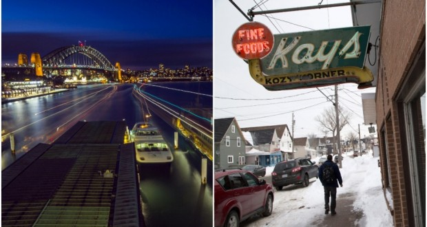 A tale of two Sydneys: Dutch teen tries to visit Australia, but ends up in Nova Scotia