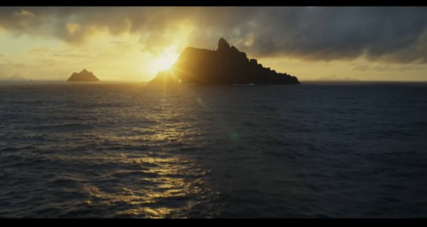 Star Wars: The Last Jedi's first trailer released
