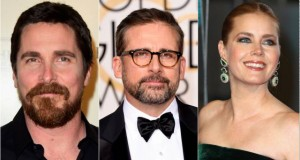 Christian Bale, Steve Carell And Amy Adams Up For Adam McKay's New Film
