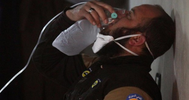 U.N. council to meet Wednesday on suspected Syria toxic gas attack