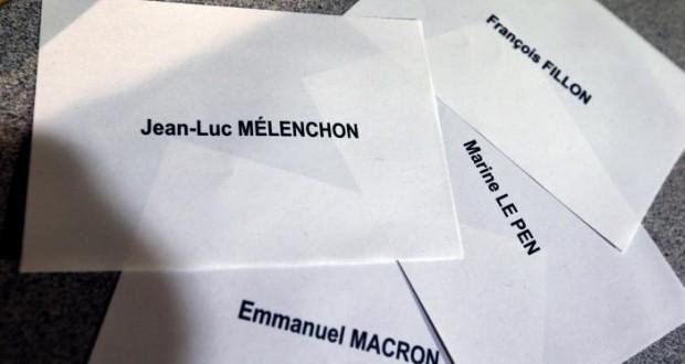 France votes in cliffhanger presidential election