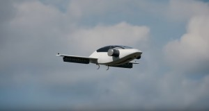 A flying car just had a test flight in Germany