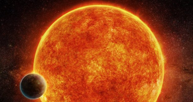 Newly discovered 'super-Earth' offers best chance of finding alien life