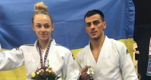 Ukrainian Daria Bilodid wins European Judo Championship